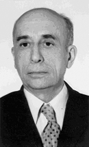 Член-корреспондент АН СССР Г.Г. Винберг